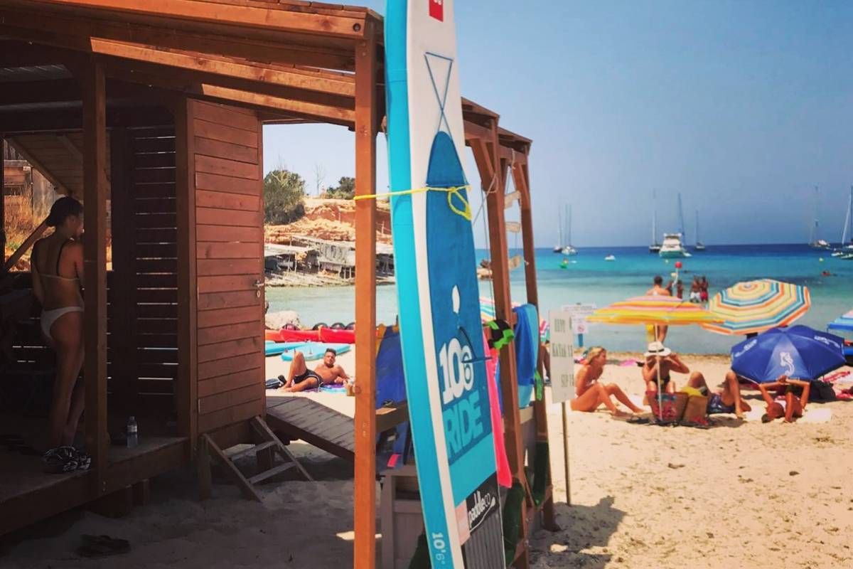 Ibiza Jeep Tours SEA DAY ADVENTURES:  CLIFF DIVING, PADDLE SURF, SNORKELING