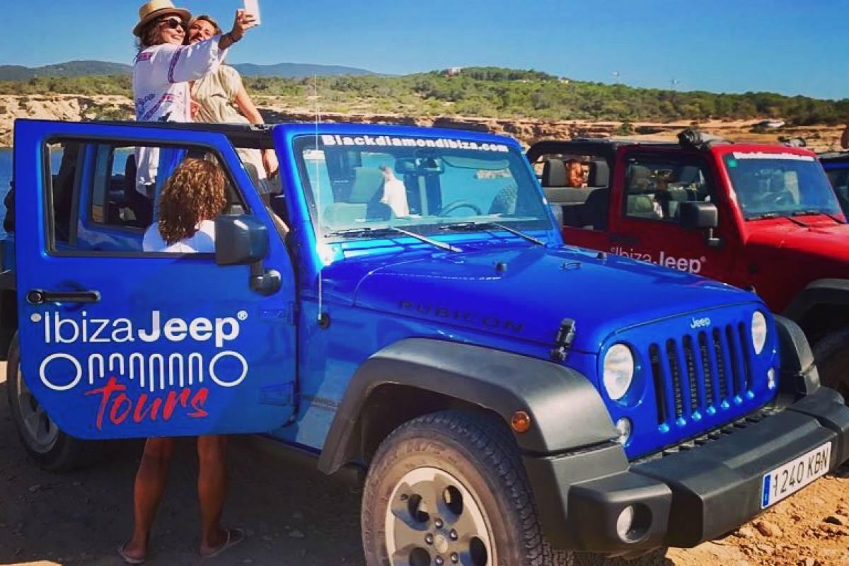 Ibiza Jeep Tours FULL DAY JEEP TOUR