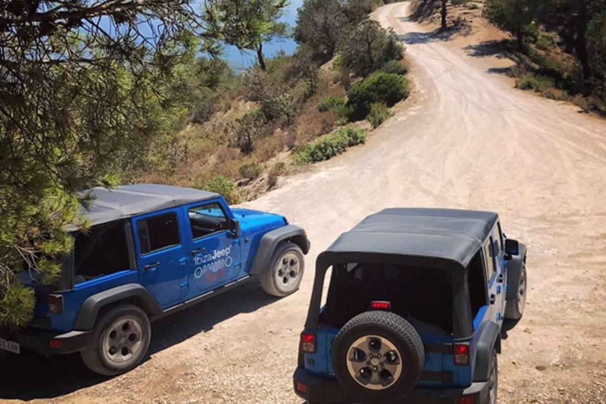 Ibiza Jeep Tours HALF DAY JEEP TOURS