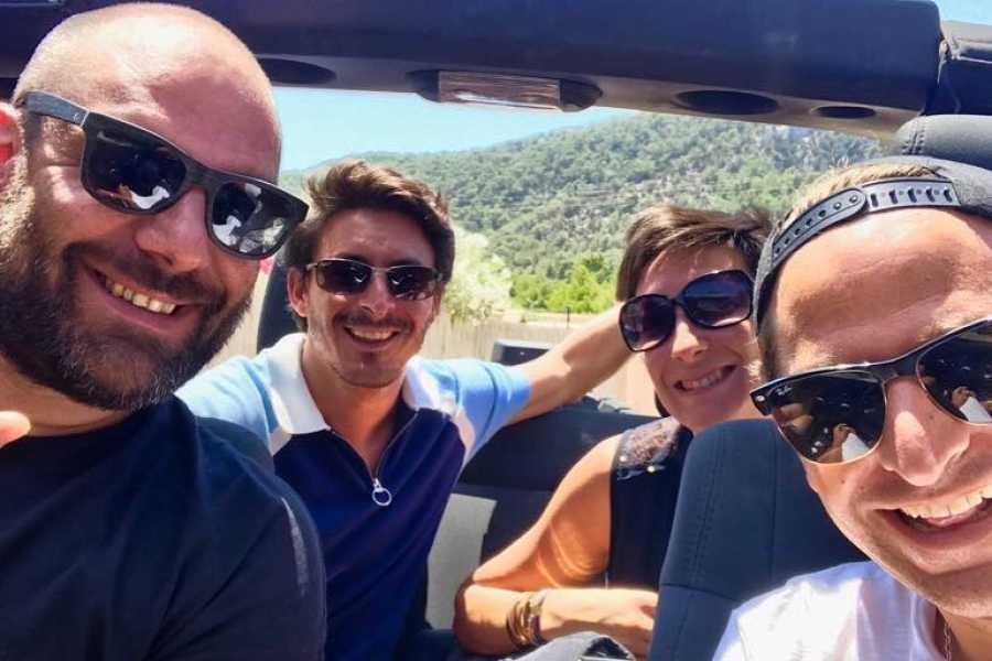 Ibiza Jeep Tours JEEP TOUR AL ATARDECER