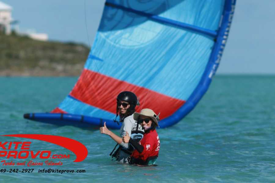 Kite Provo & SUP Provo Kiteboarding Lessons - Bring A Friend Private Group