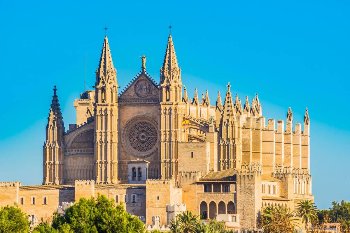 TourguideMe Stadtführung Kathedrale Palma de Mallorca La Seu