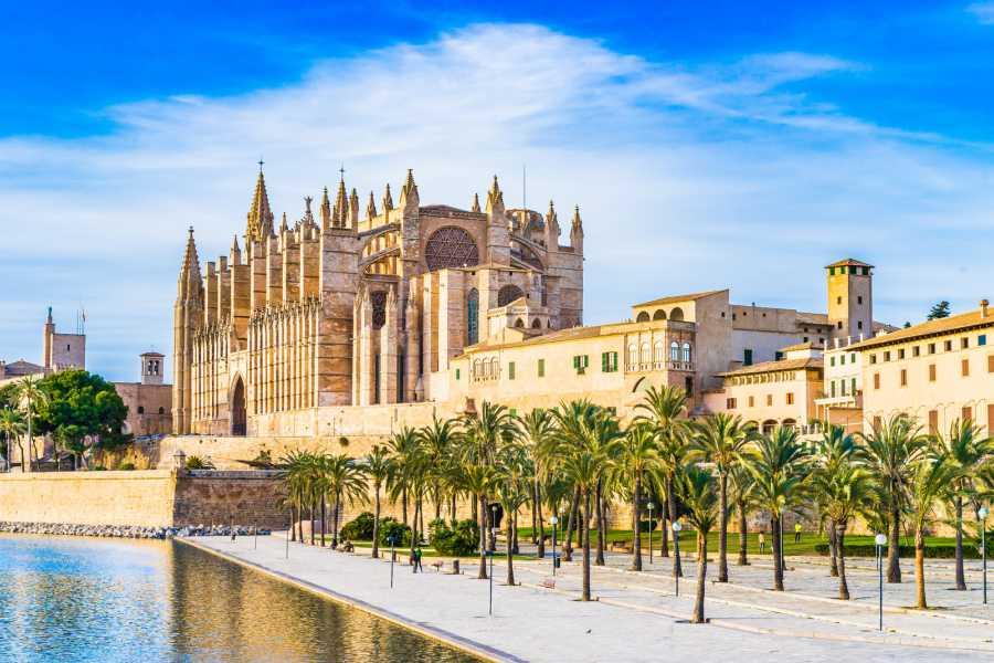 TourguideMe Stadtführung und Kathedrale Palma de Mallorca La Seu