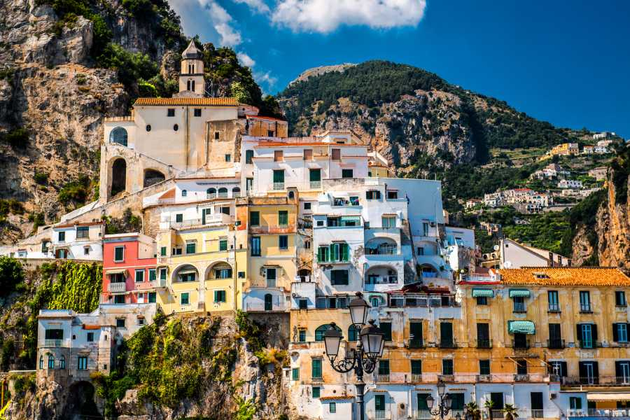 Travel etc Amalfi Coast Experience from Ercolano