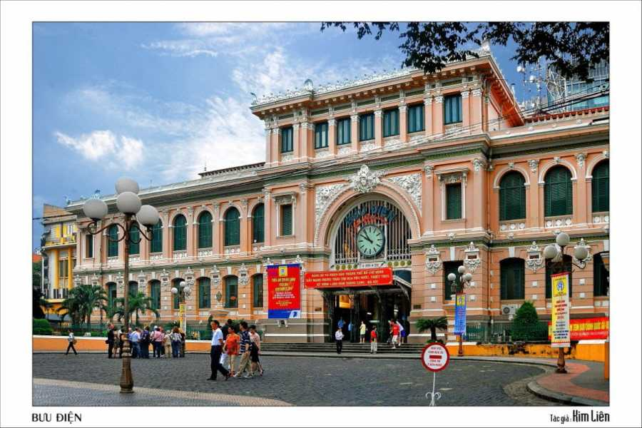 Tam Global Travel Ho Chi Minh City Tour ( day tour)