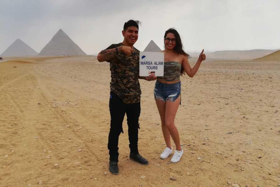 Marsa alam tours Luxor zwei Tagesreise von Makadi