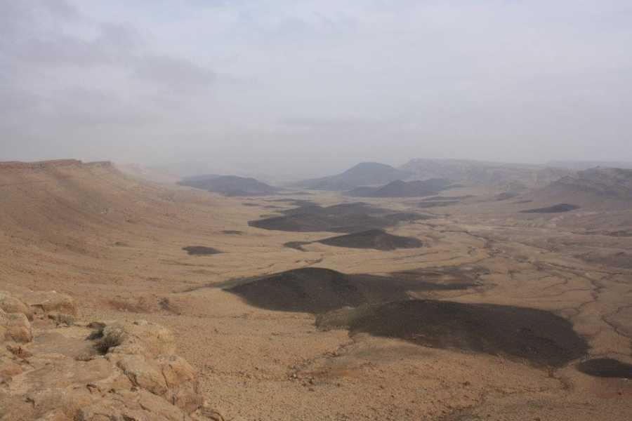 Wild-Trails Najlepszy Pustynny Szlak w Izraelu - trekking
