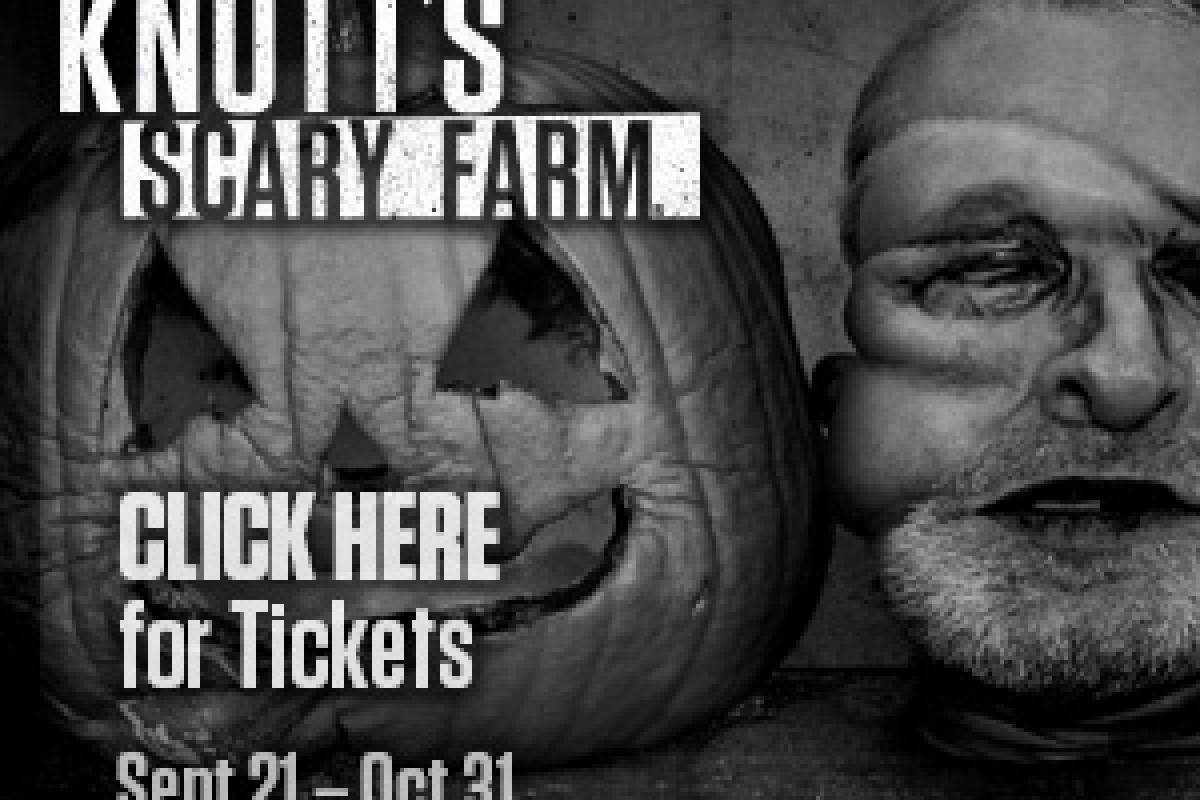 Dream Vacation Builders Knott's Scary Farm + Round Trip Transfers