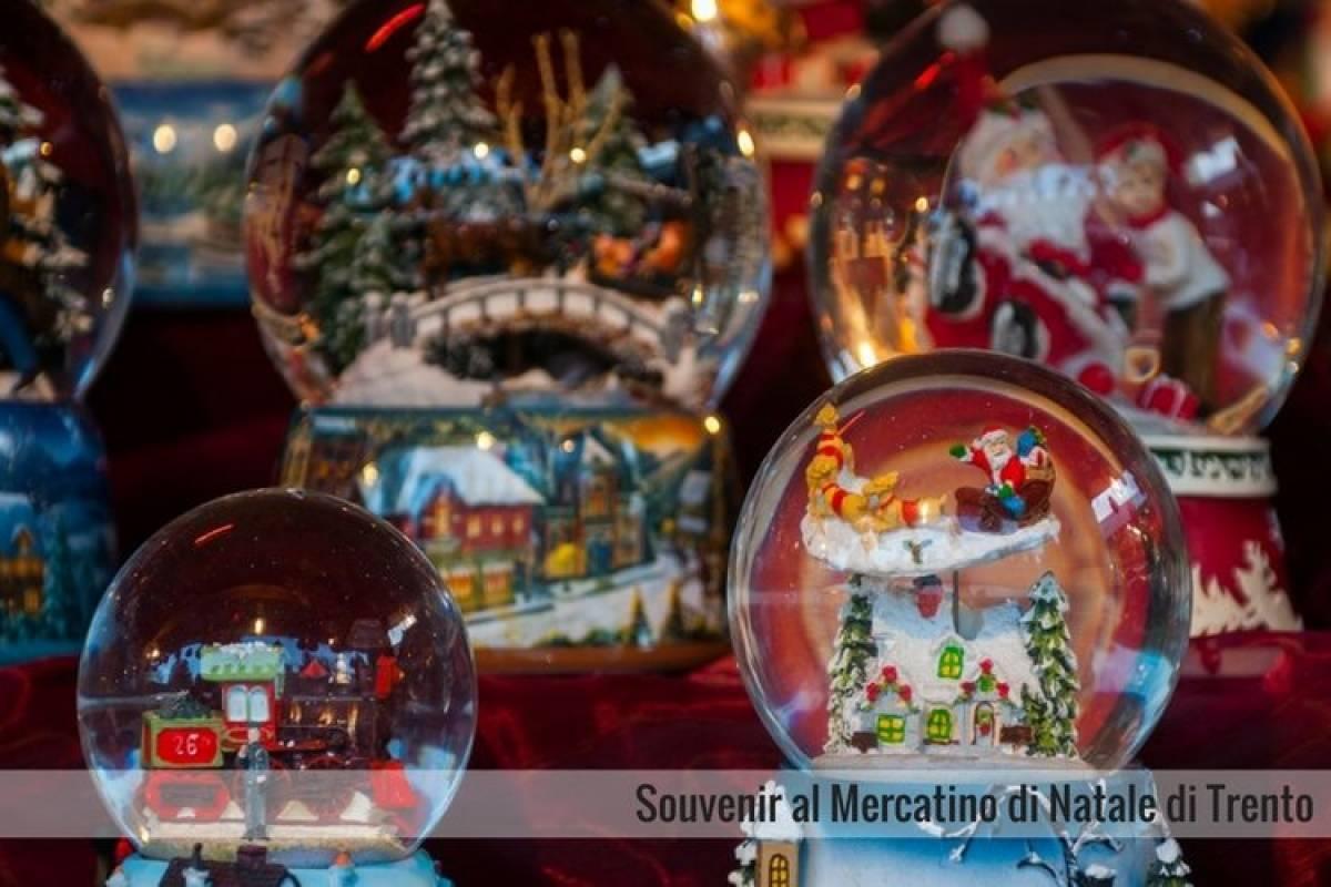 Enjoy33 Mercatini di Natale a Levico e Arte Sella   2 giorni