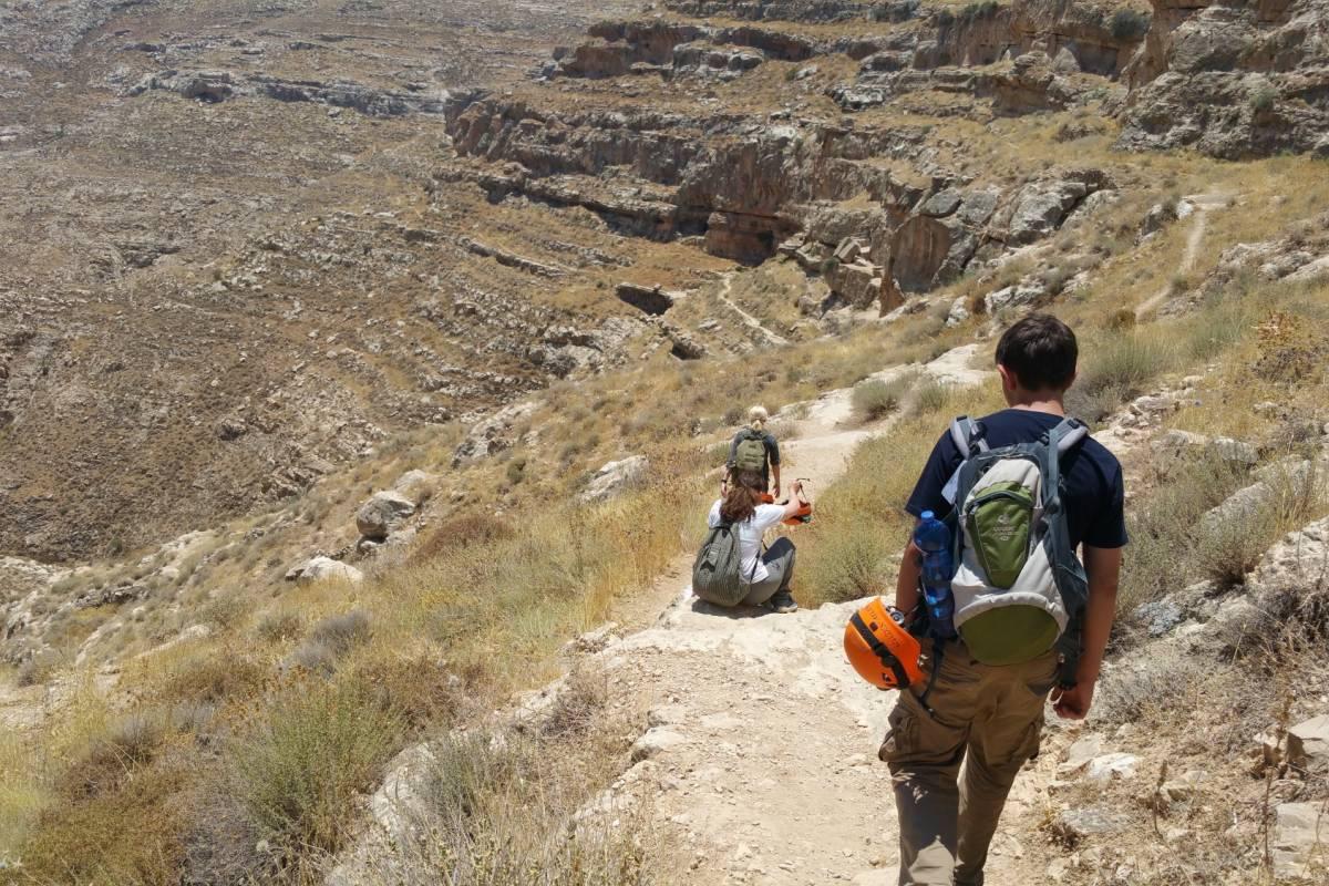 Wild-Trails Judean Desert Adventure