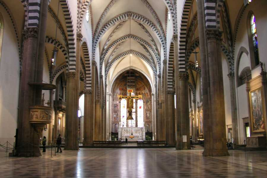 Keys of Florence Guided Tour in Florence: Santa Maria Novella Church