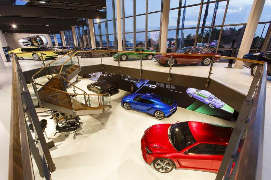 Bologna Welcome Ducati&Lamborghini: dal museo alla fabbrica