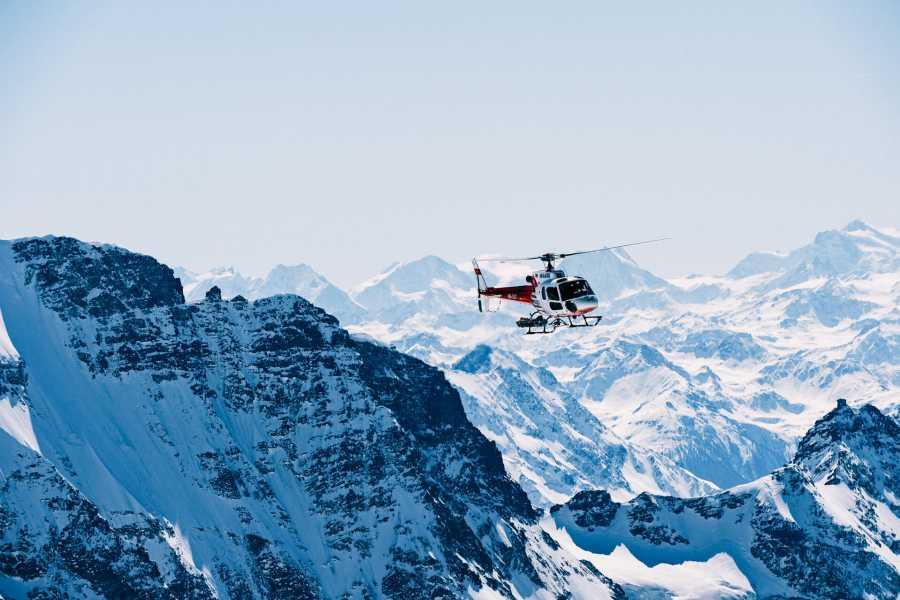 Skydive Switzerland GmbH Heliflug à 30min.