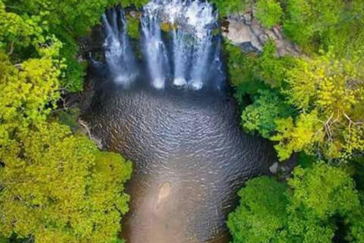 Kelly's Costa Rica Waterfall meditation tour