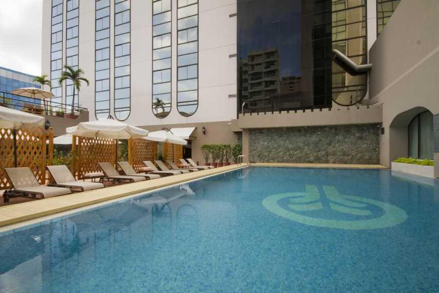 Viajando por Ecuador HOTEL ORO VERDE GUAYAQUIL