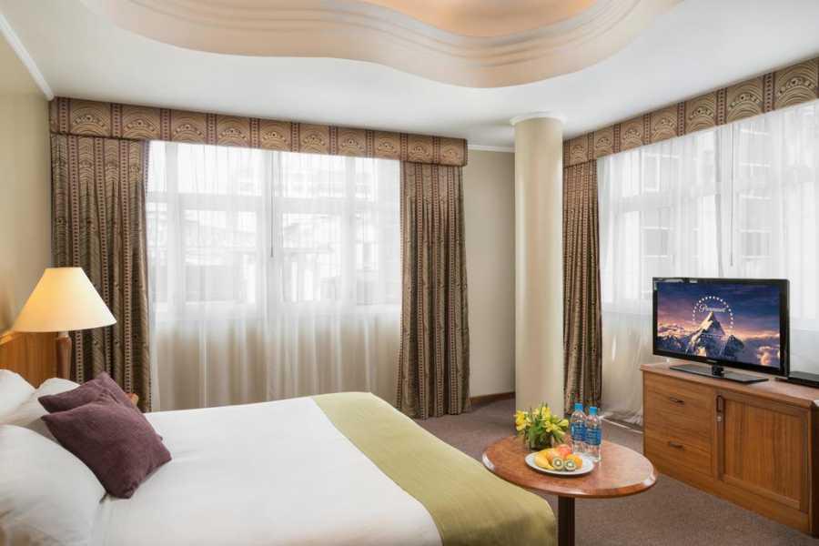 Viajando por Ecuador HOTEL PALACE