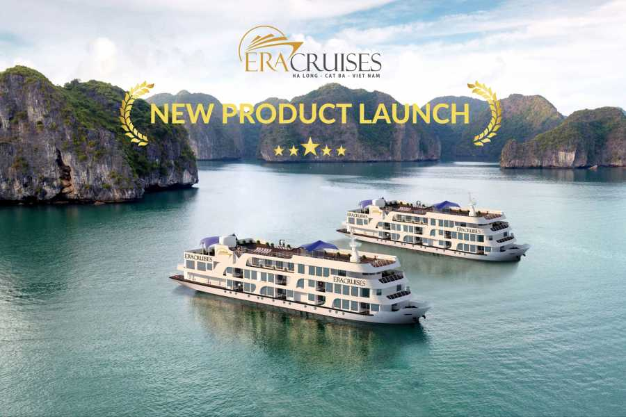 Friends Travel Vietnam Era Cruise | 2D1N Lan Ha Bay