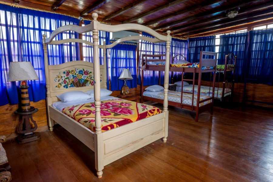 Viajando por Ecuador HOSTERÍA Y MUSEO FARALLÓN DILON