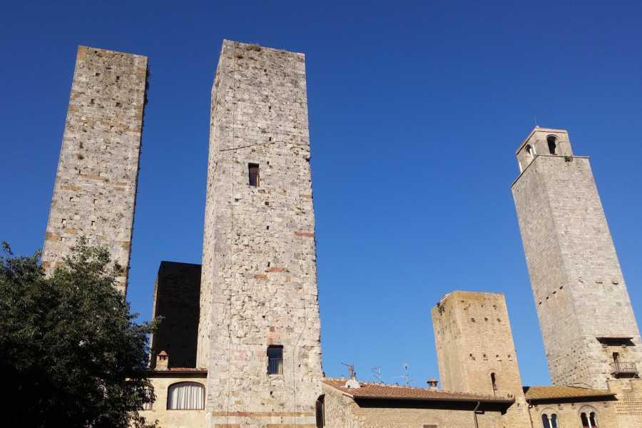 Keys of Florence Siena & San Gimignano tour