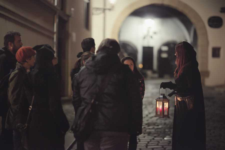 Secret Zagreb Mysterious Zagreb: Ghosts and Dragons Tour in English