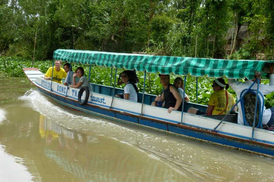 Tam Global Travel Two Day Discovery Mekong Delta