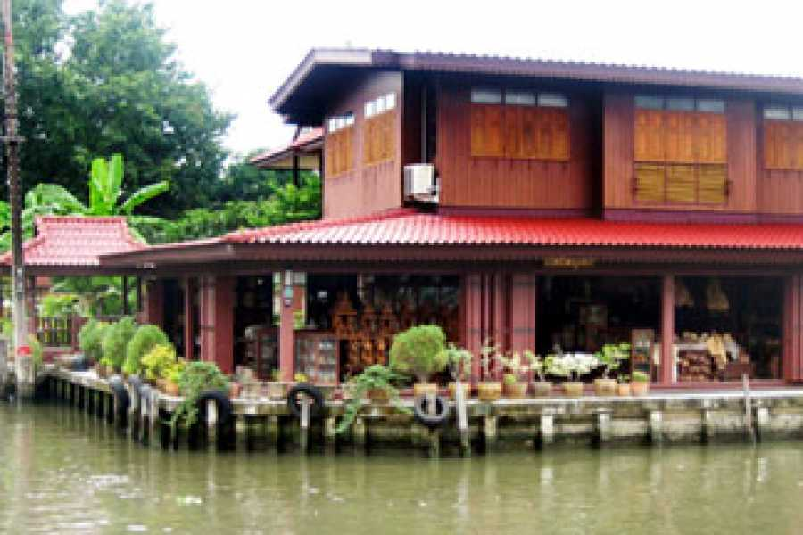 AMICI MIEI PHUKET TRAVEL AGENCY BANGKOK PRIVATE TOUR ANCIENT CANALS (AM032)
