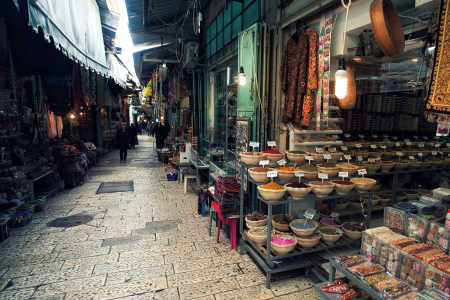 SANDEMANs NEW Europe Jerusalem Appetiser Private City Tour