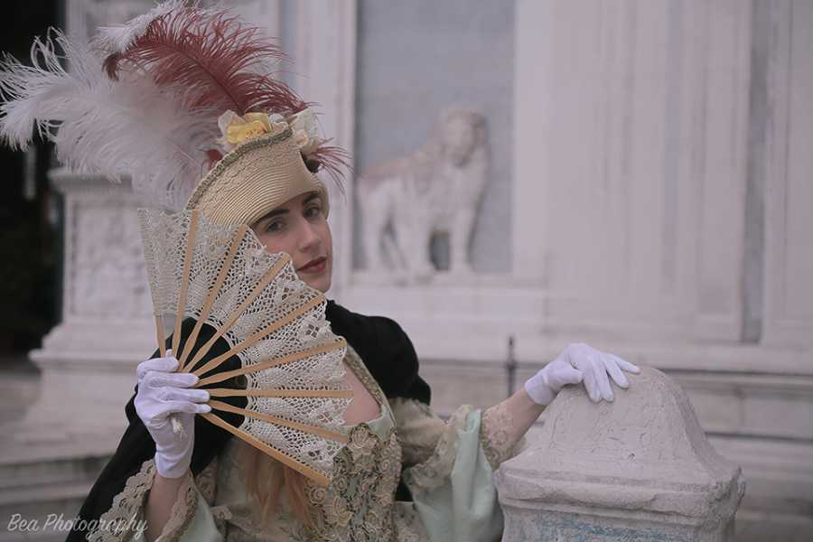 Venice Tours srl Carnival Photo Shooting