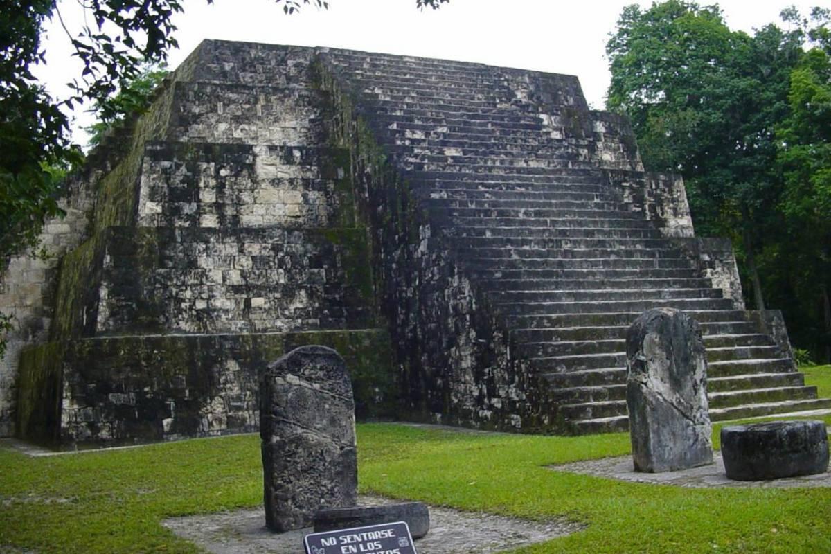 Gem Trips Sunrise Tikal Private Tour