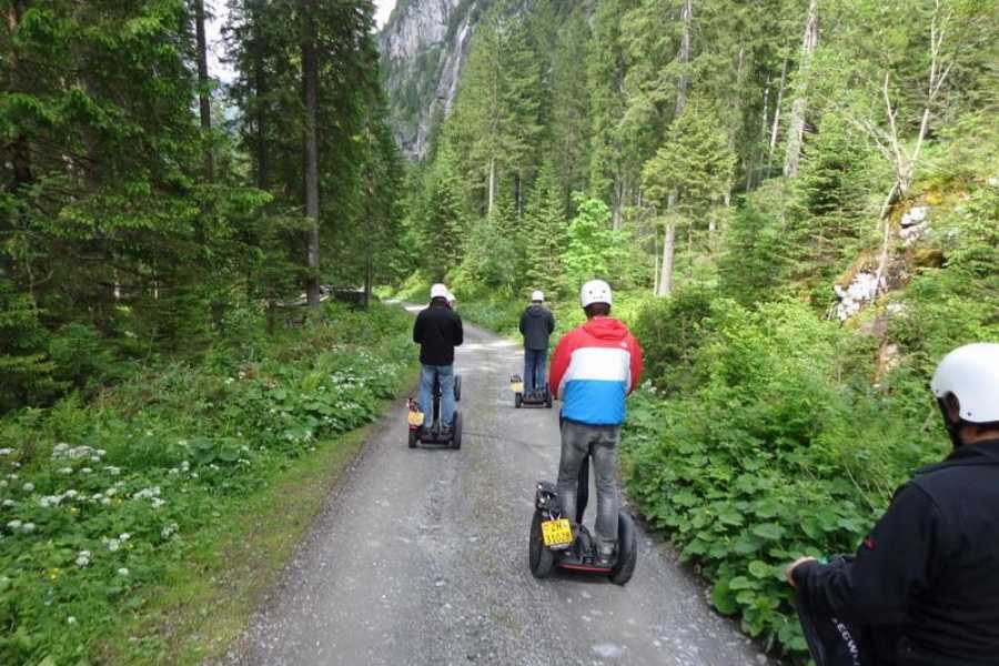 Segway City Tours Segway Wilhelm Tell Tour