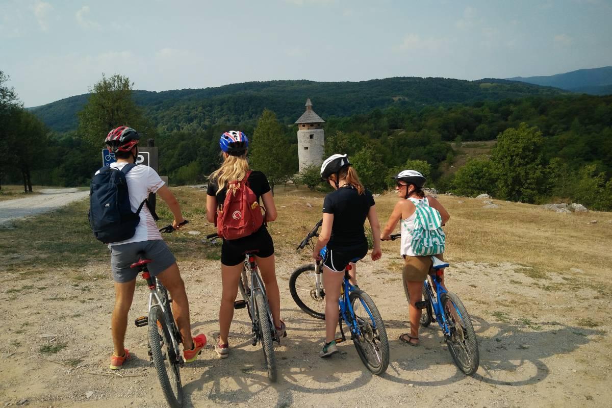 Degenija Tours Plitvice Valleys Bike Tour