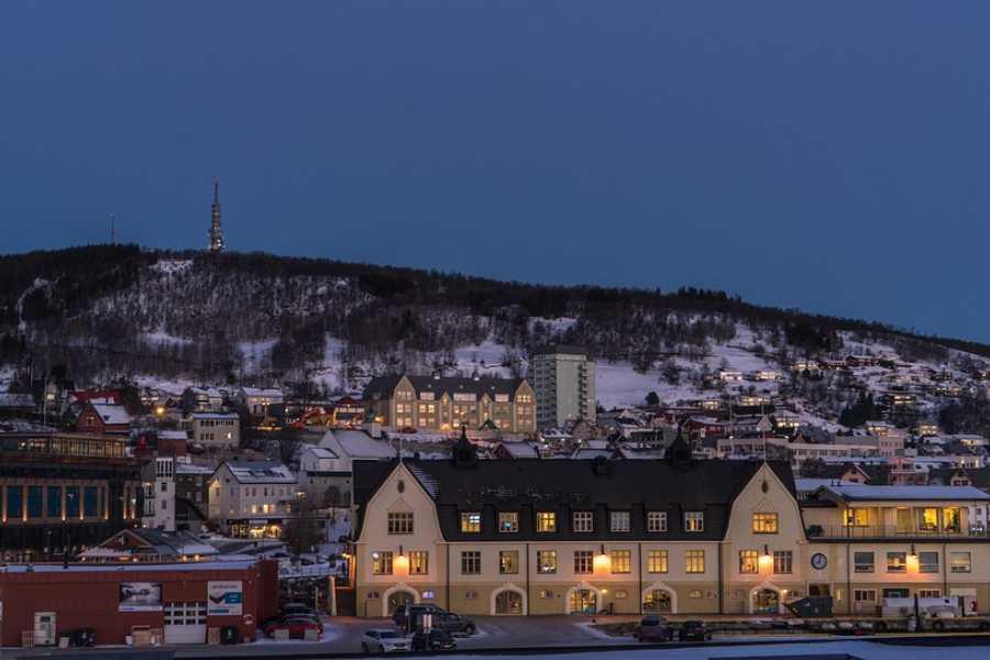 Places to Love Tromso - Il Regno dell'aurora boreale - City Break