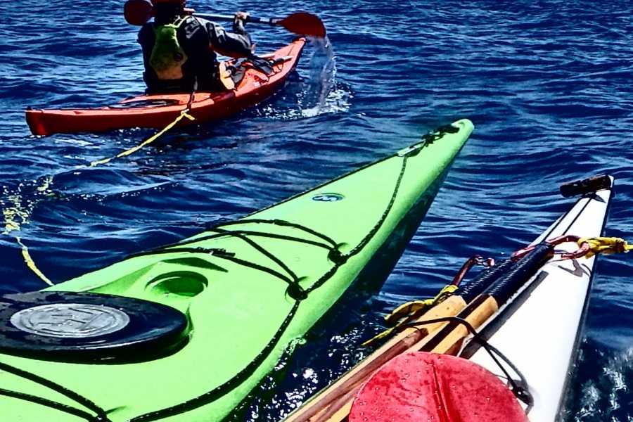 TURURAC. Turismo Activo y de Aventura STAGE DE KAYAK DE MAR DENIA MAYO