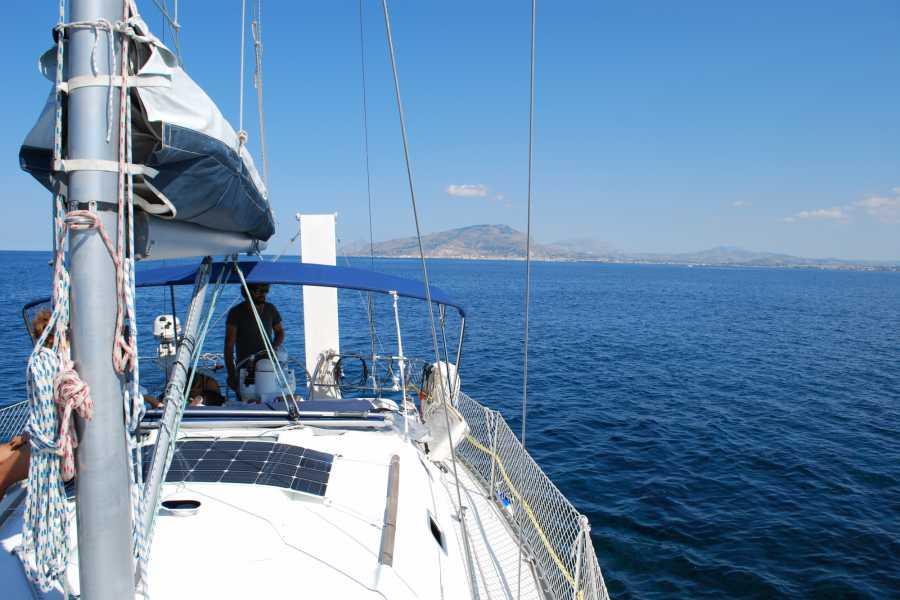 Travel Taste Sicily by Egatour Viaggi Sailing to Egadi Islands