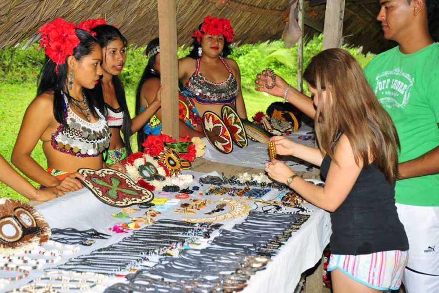 Aventuras 2000 04 - Embera Indian Culture Tour
