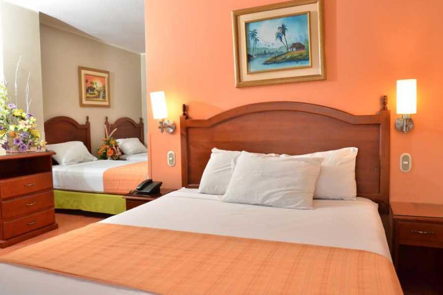 Viajando por Ecuador GRAND HOTEL AMERICANO