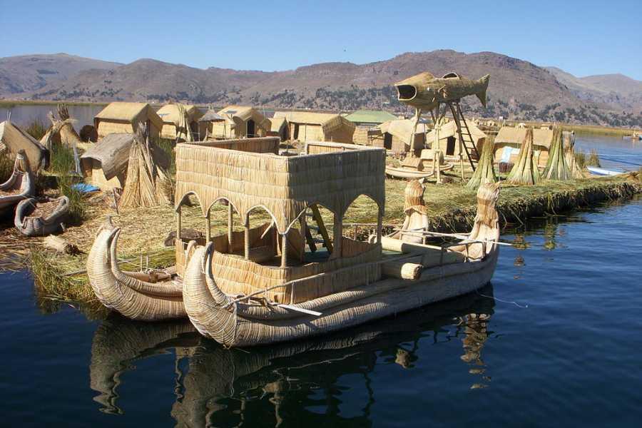 mystic lands peru KAYAK- LAGO TITICACA