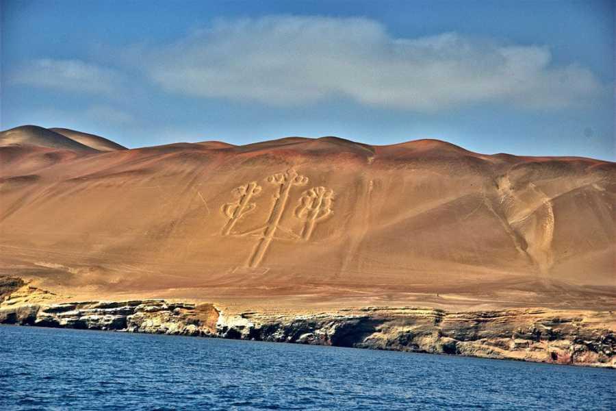 mystic lands peru ISLAS BALLESTAS PARACAS
