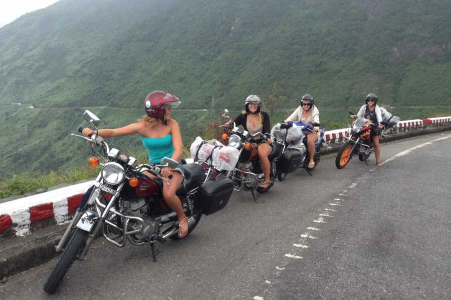 Friends Travel Vietnam Easy Rider Hue to Hoi An Tour 1D