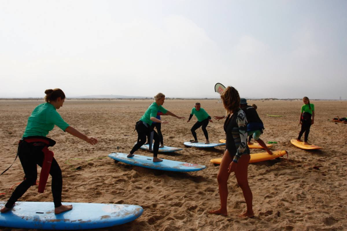 Oceano Surf Camps Adult Surf Camp Conil de la Frontera
