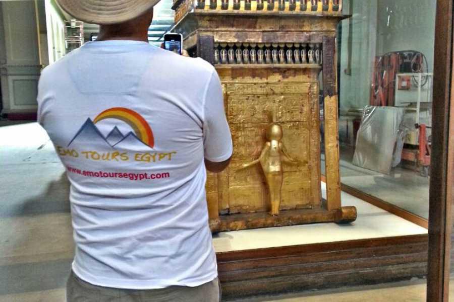 EMO TOURS EGYPT TAG TOUR ZUM ÄGYPTISCHEN MUSEUM CITADEL & KHAN KHALILI BAZAAR