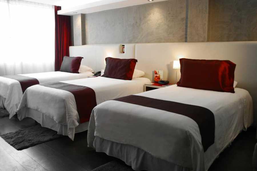 Viajando por Ecuador HOTEL NU HOUSE