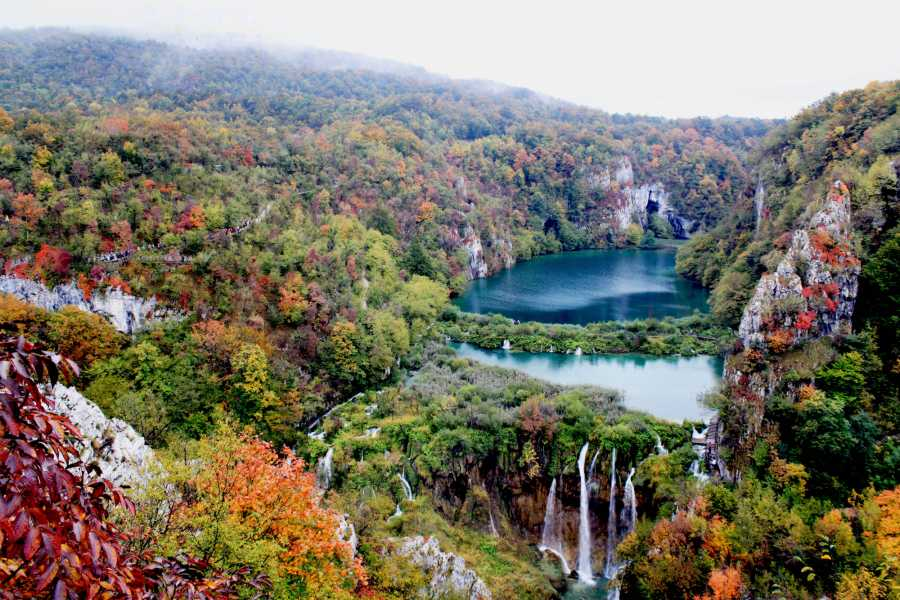Degenija Tours Plitvice Lakes - Krka National Park Private Transfer
