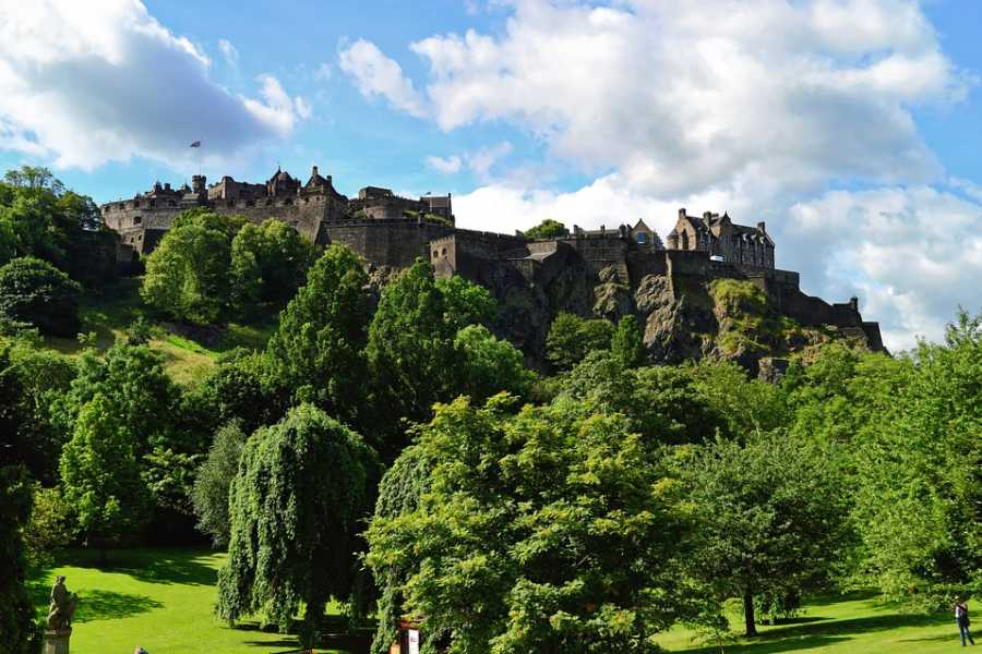 Places to Love Castello di Edimburgo - Guida in italiano -