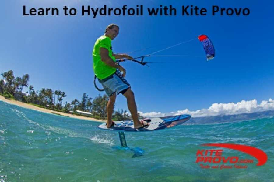 Kite Provo & SUP Provo Kiteboarding Lessons - Private One-On-One