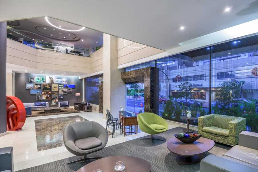 Viajando por Ecuador HOTEL NH COLLECTION ROYAL