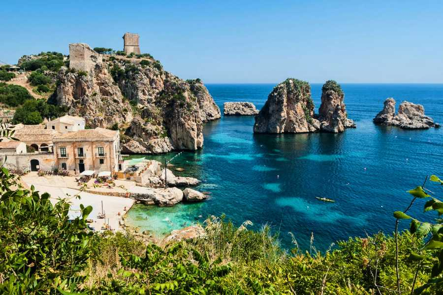 Travel Taste Sicily by Egatour Viaggi San Vito lo Capo, Scopello and Castellammare del Golfo