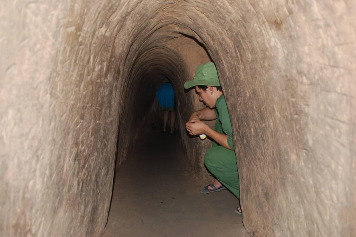 Tam Global Travel Cu Chi Tunnel Waterway Trip