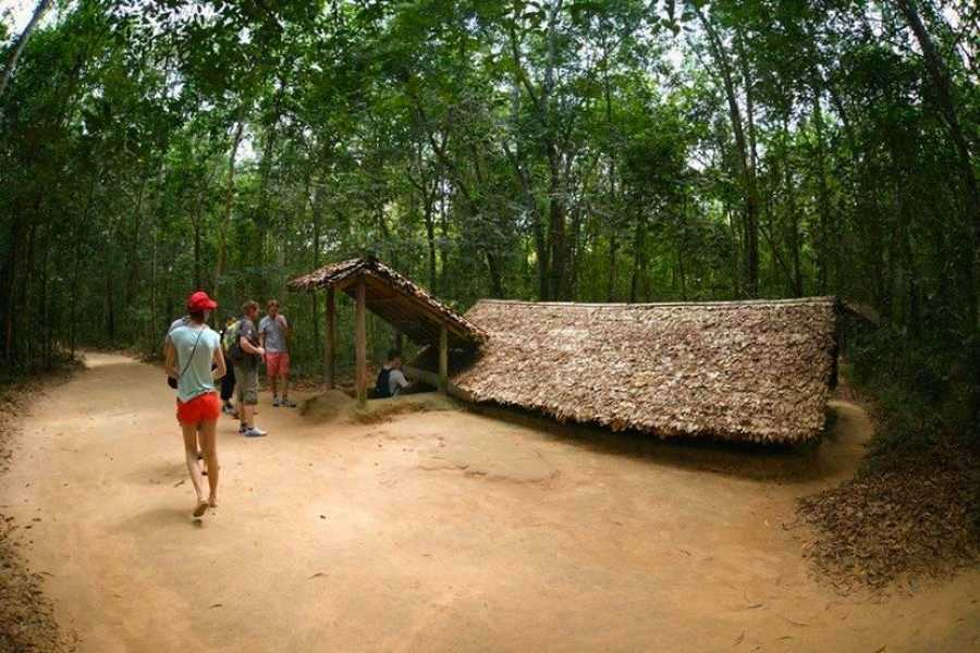 Tam Global Travel Cu Chi Tunnel Waterway Trip