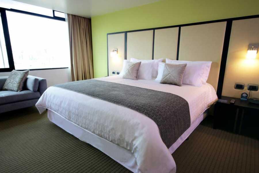 Viajando por Ecuador HOTEL WYNDHAN GARDEN